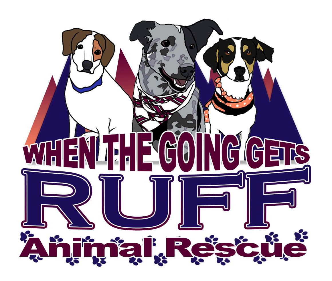When The Going Gets Ruff Animal Rescue