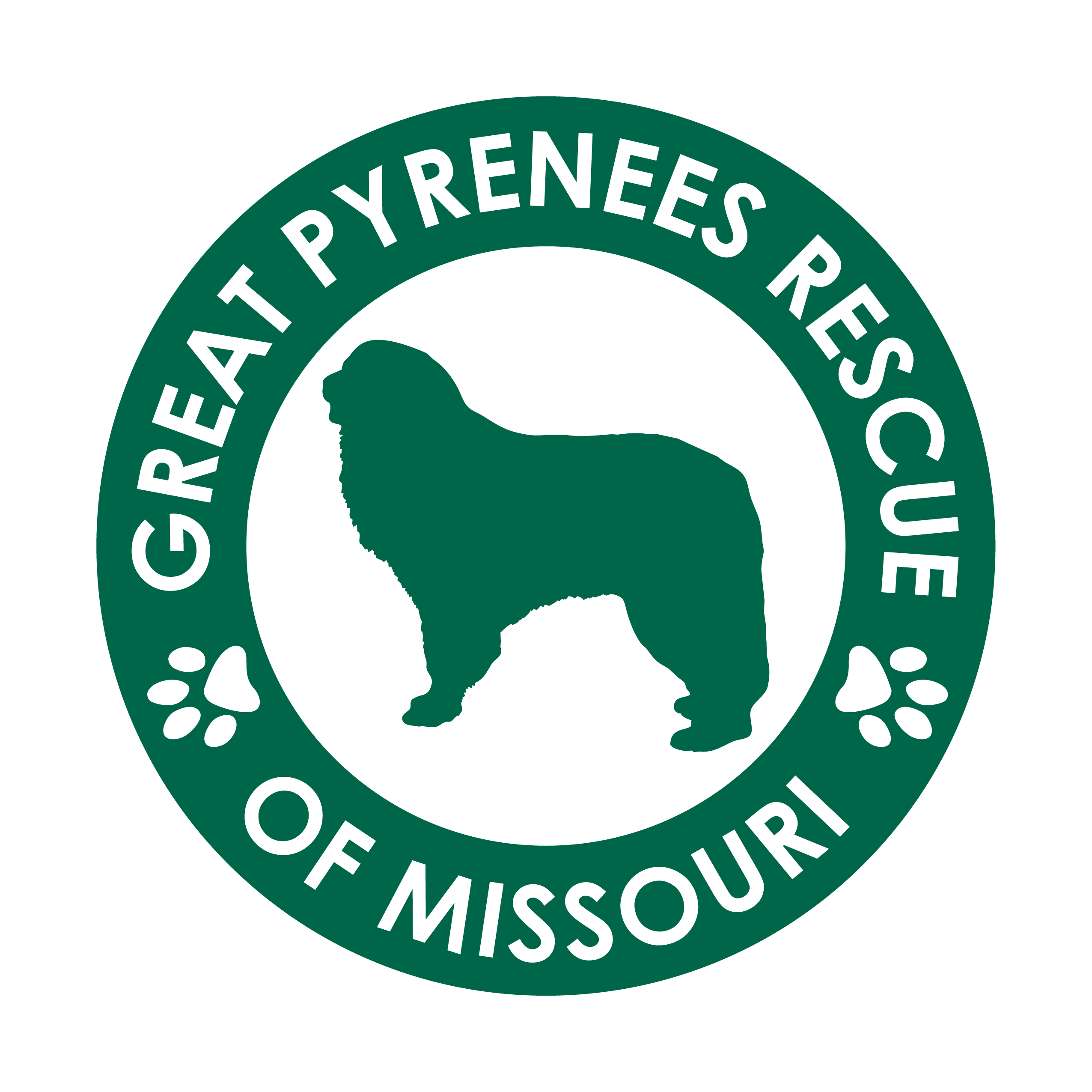 Great Pyrenees Rescue of Missouri