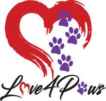 Love4Paws, Inc.
