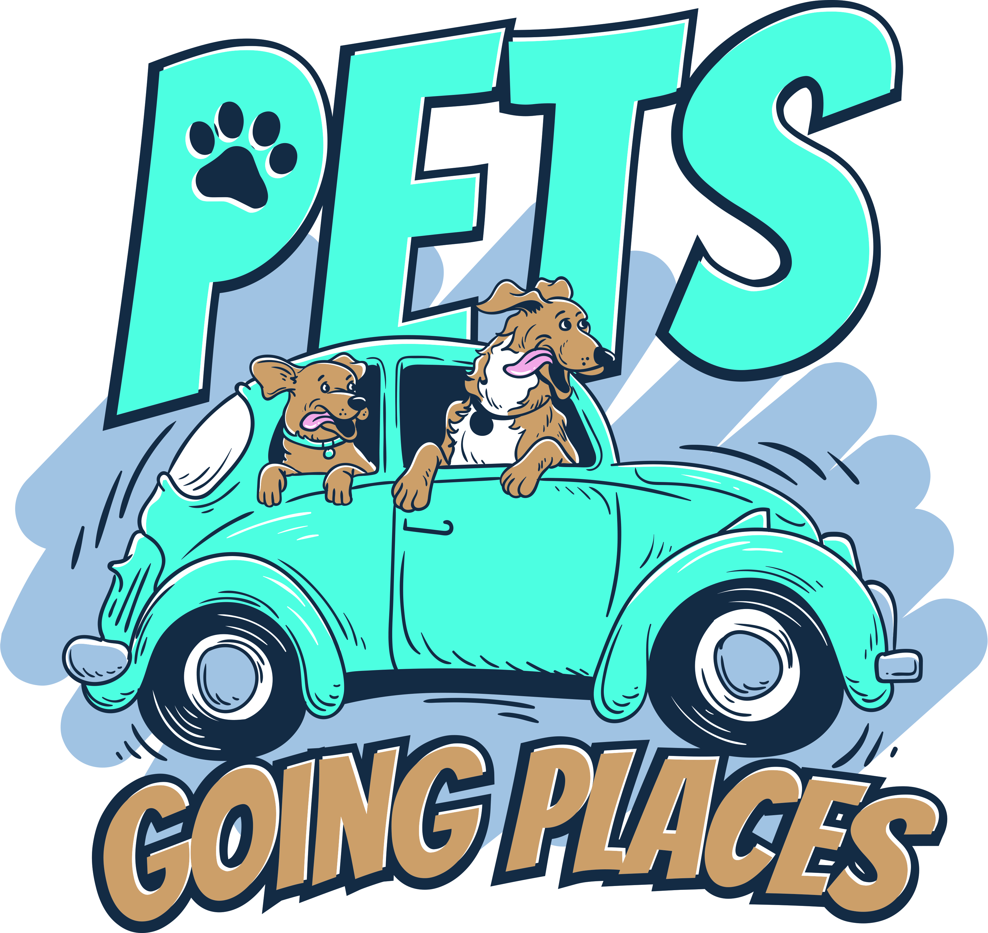 Pets Going Places