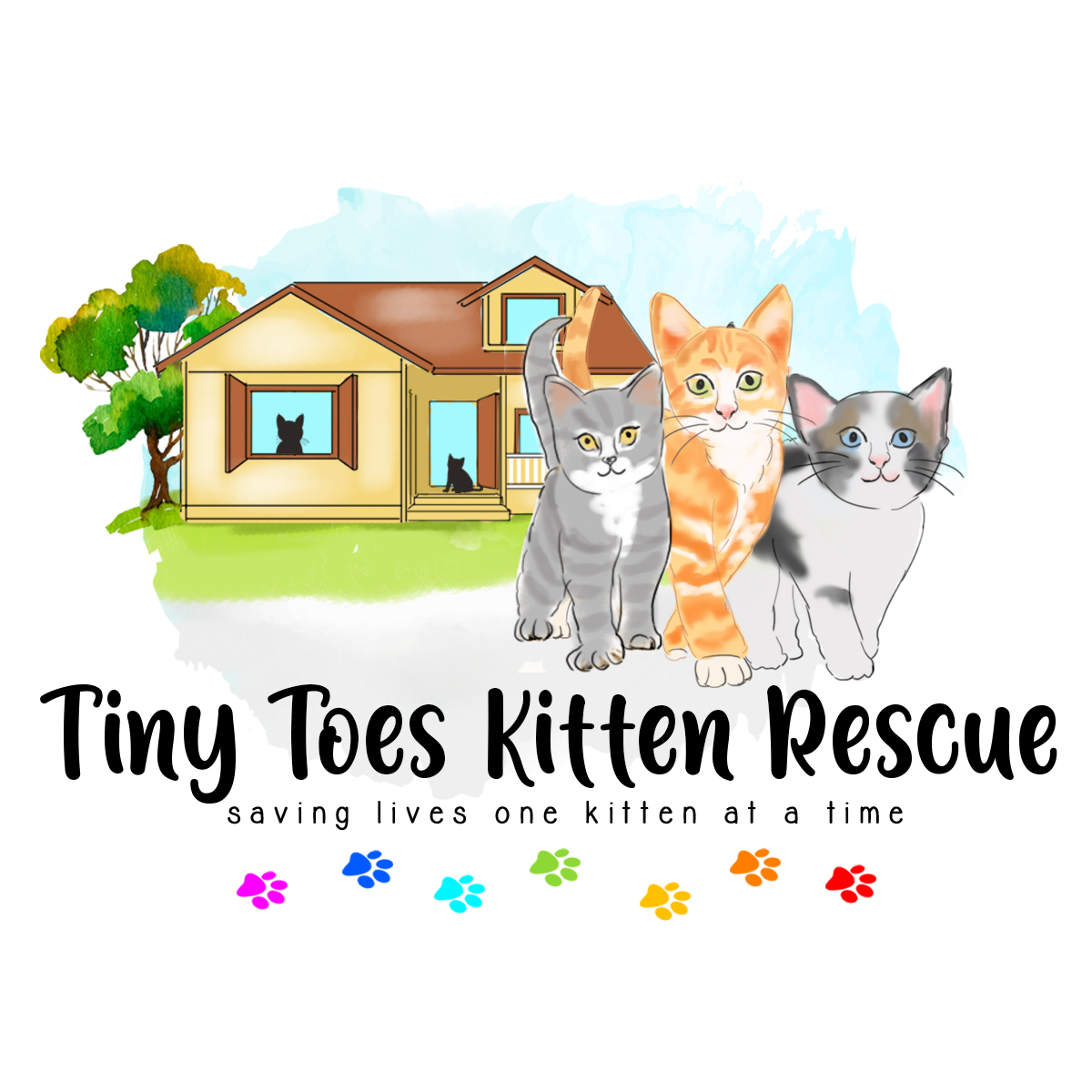 Tiny Toes Kitten Rescue