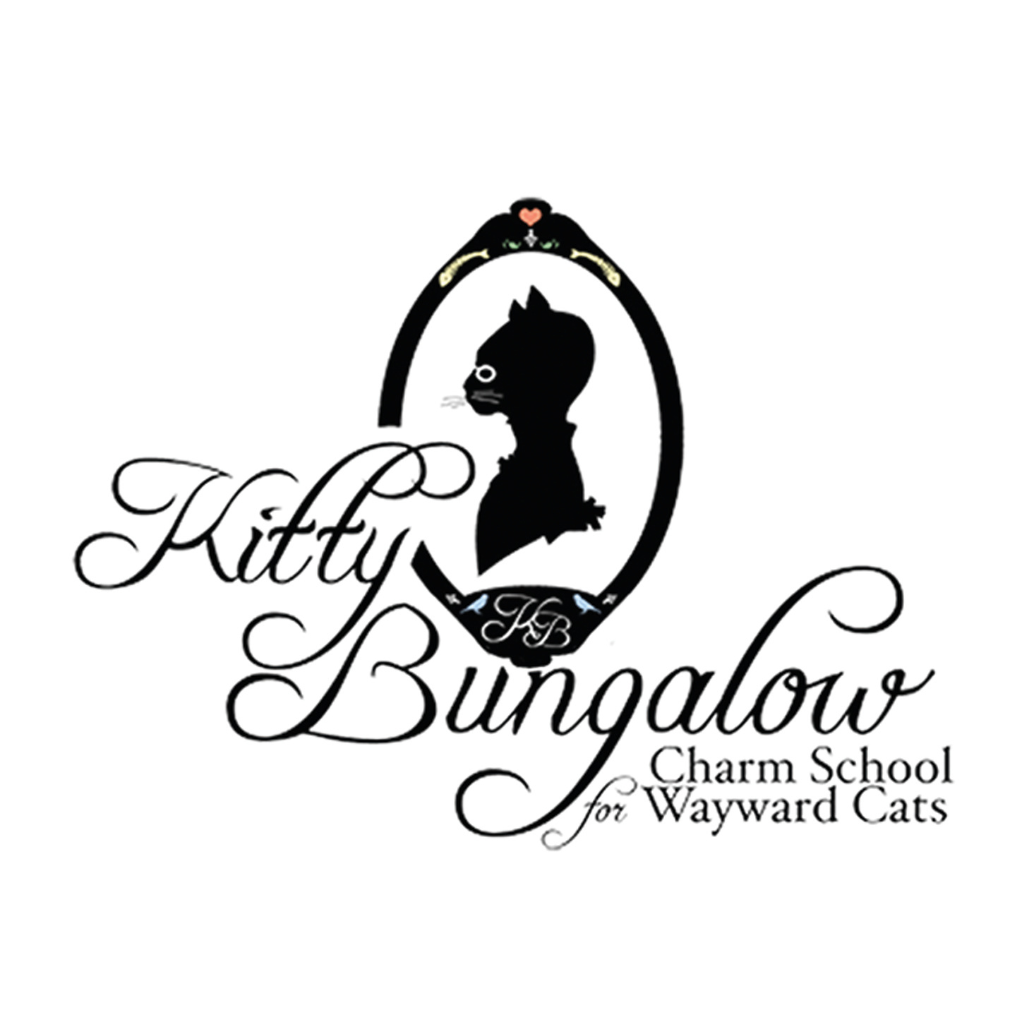 Kitty Bungalow Charm School for Wayward Cats